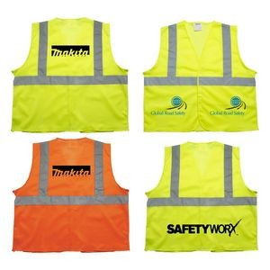 ANSI 2 Yellow Safety Vest (Direct Import-10 Weeks Ocean)